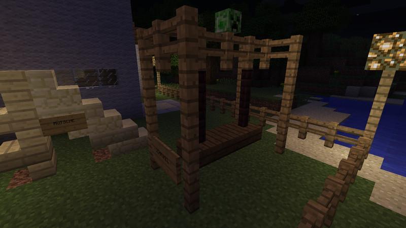 Minecraft minecraft schwimmbad v 1 1 adventure mod f r for Minecraft dekoration