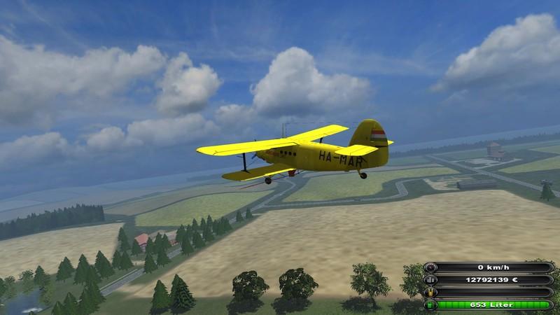 fs 2011 antonov an2 v 2 other manufactors mod f r farming simulator 2011. Black Bedroom Furniture Sets. Home Design Ideas