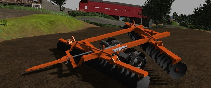 Allis-chalmers-offset-disk-harrow-fixed-