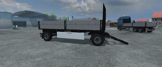 Schmitz-cargobull-drehschemel
