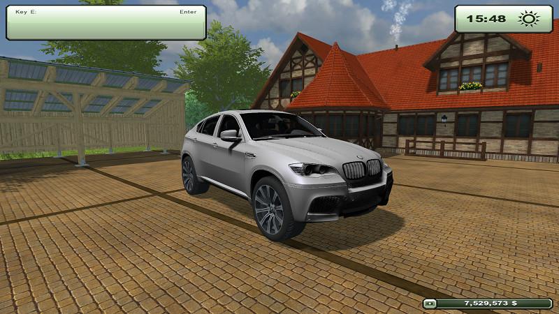 FS 2013: BMW X4 F26 v 1.0 Cars Mod für Farming Simulator 2013