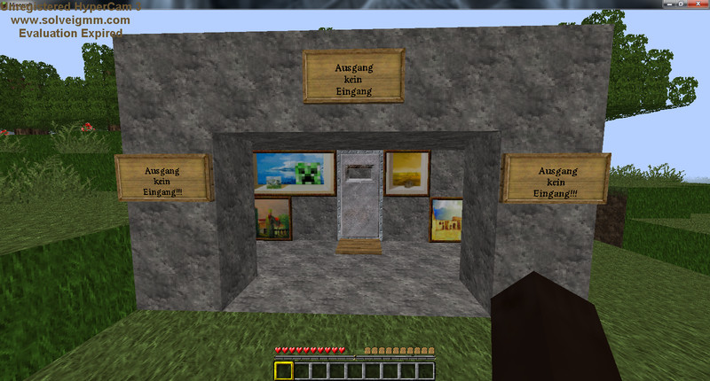Minecraft Minecraft Haus Der Fallen V Maps Mod Für Minecraft - Minecraft hauser download und einfugen