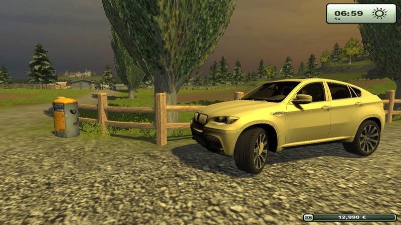 Bmw X3 Farming Simulator 2013 | Autos Weblog