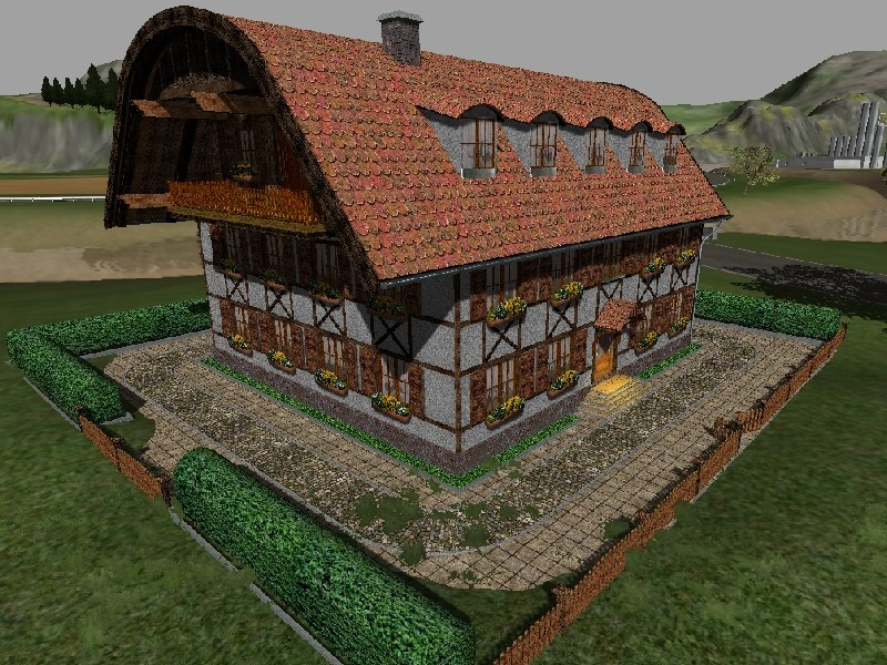 Bauernhaus 9 on Minecraft House Blueprints