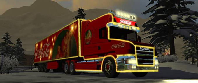 Coca-cola-weihnachts