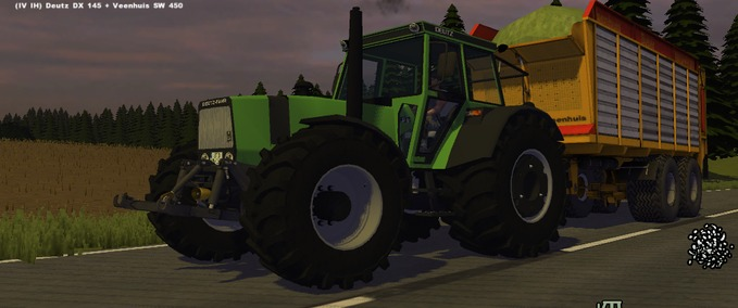 Deutz DX 145 v 3.0 MR image