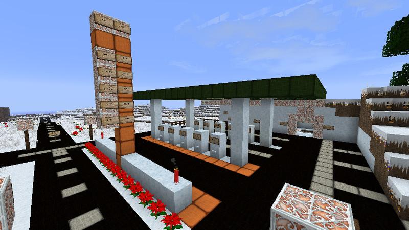 Minecraft Moglis Map Für Den Car Mod V Maps Mod Für Minecraft - Minecraft hauser vorschlage