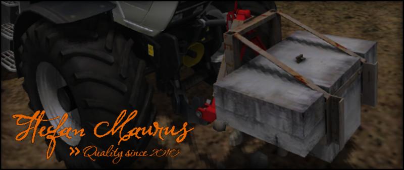 ls 2013 beton gewicht v 1 0 gewichte mod f r landwirtschafts simulator 2013. Black Bedroom Furniture Sets. Home Design Ideas