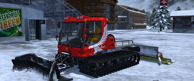 Pistenbully-100-desing-edition