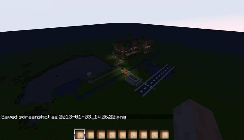 Minecraft Meine Baum Villa V 1 0 Maps Mod F R Minecraft