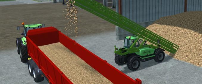 Deutz-agrovector-loader