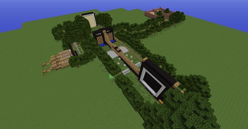 Minecraft Minecraft Spiele V Maps Mod Für Minecraft Modhosterde - Spiele es minecraft