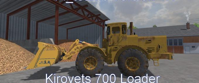 Kirovets-700-loader