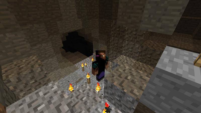 Minecraft Ender Steve Skin V Skins Mod Für Minecraft - Kleine skins fur minecraft