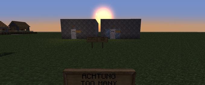 Minecraft Hauser Der Fallen V Maps Mod Für Minecraft Modhosterde - Minecraft hauser video