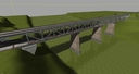 Modular-double-deck-bridge