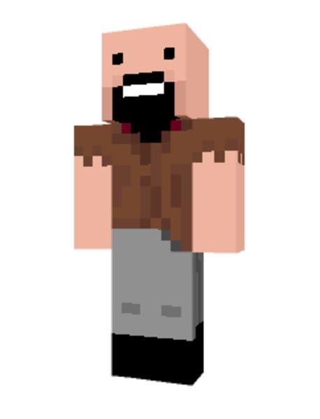 New Notch | Minecraft Skins