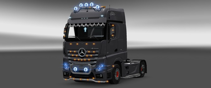 Actros-mp4-interior