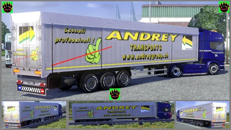 Ets 2 Andrey Schubboden Trailer V 1 0 Trailer Mod F 252 R