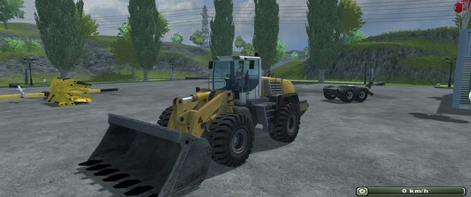 Wheel-loader