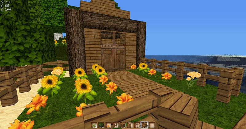 minecraft lake house v 1 0 maps mod f r minecraft. Black Bedroom Furniture Sets. Home Design Ideas