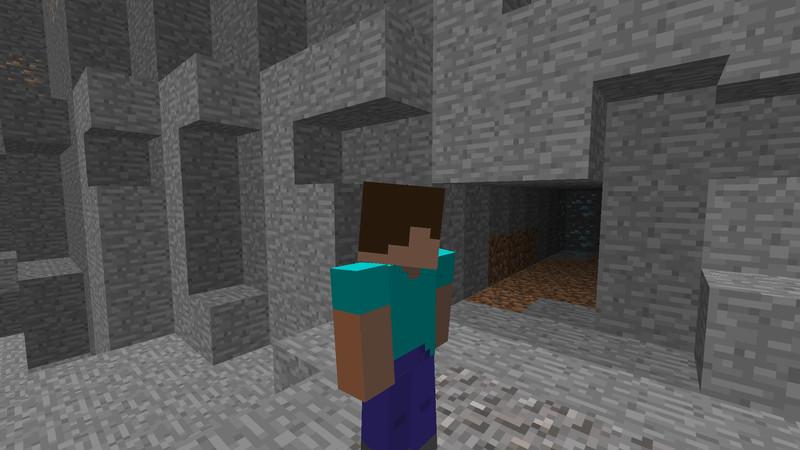 Minecraft Herobrine Skin V Skins Mod Für Minecraft Modhostercom - Skins fur minecraft herobrine
