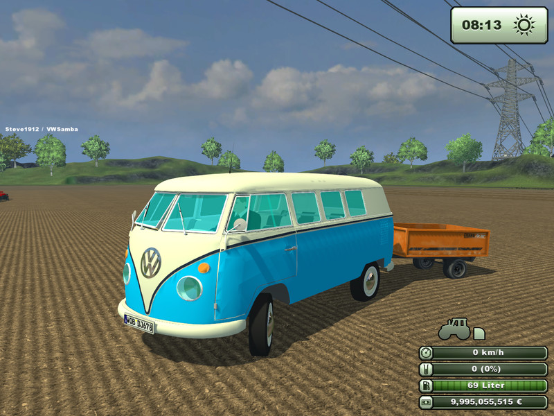 FS 2013: VW Samba Bus ...