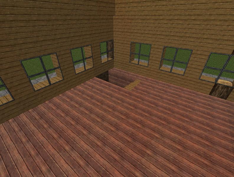 Minecraft holzhaus mit pool und garten v 1 0 maps mod f r for Minecraft holzhaus
