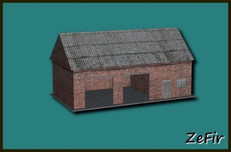 Ls 2013 Old Garage V 1 Objekte Mod Für Landwirtschafts Simulator 2013