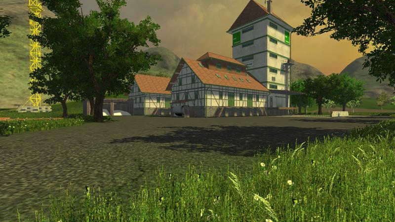 FS 2013 Horgen Map v 2 by Momo2000 Maps Mod fr Farming Simulator 2013