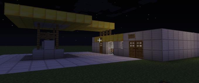 minecraft gas station v 1 4 7 maps mod für minecraft modhoster com