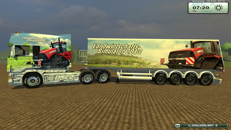 Scania Longlinev1.0