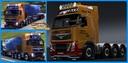 Volvo-fh16-schwertransport