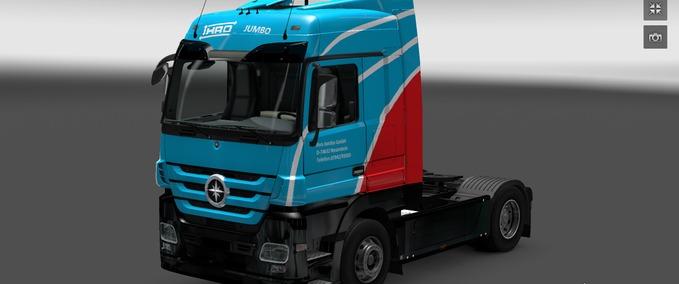 Ihro-truck
