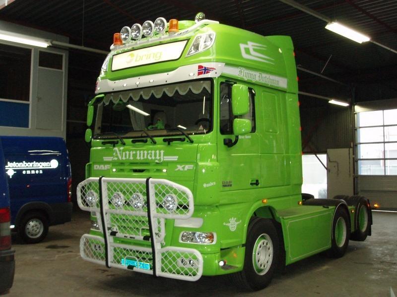 DAF Trucks Deutschland  LkwLösungen für Unternehmer