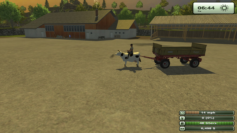 fs 2013 crazy cow fun v 2 ostalgie mod f 252 r farming