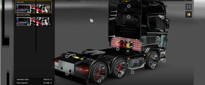 Как сделать номер в euro truck simulator 2
