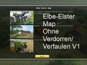 Elbe-elster-map