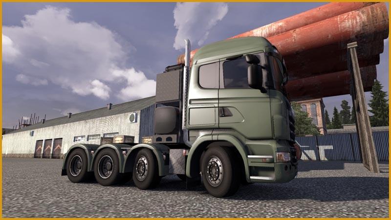 Ets 2 Scania Upgrade V 2 0 Sonstige Mod F 252 R Eurotruck