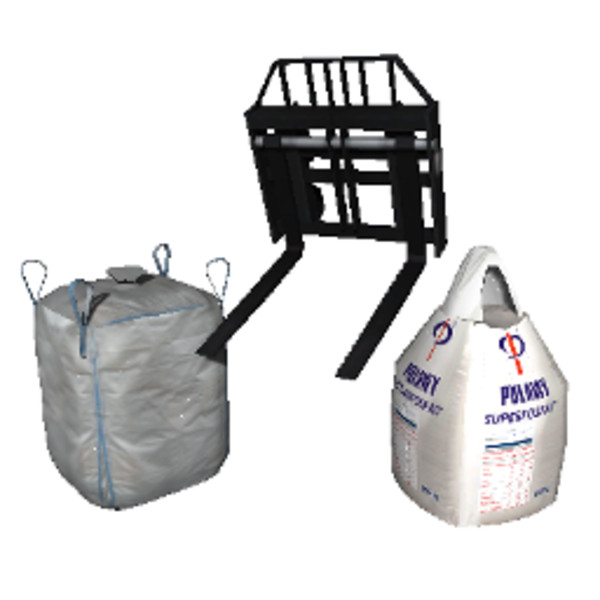 Big bags mod for farming simulator 2013