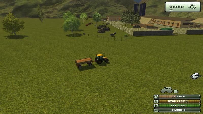 pferde simulation
