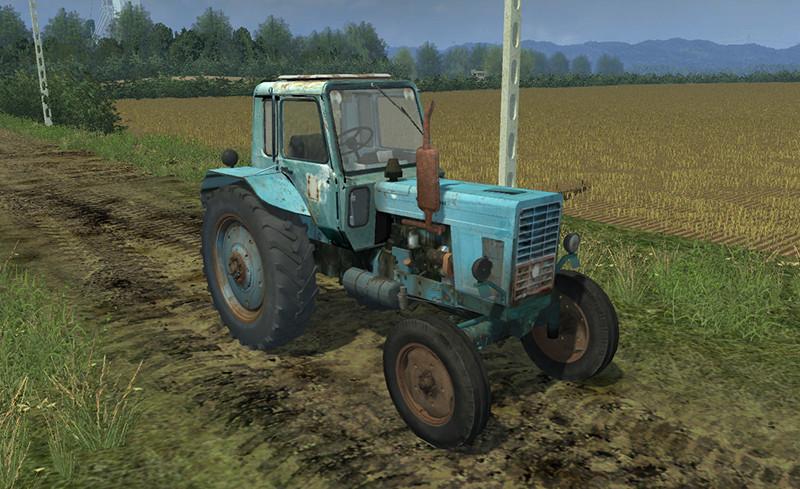 игр тракторах