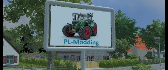 Pl-modding-schild