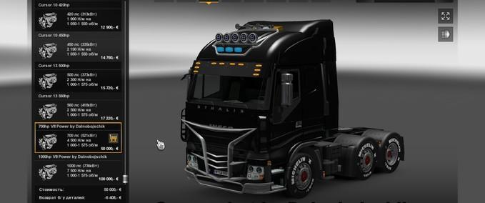 Iveco-engine