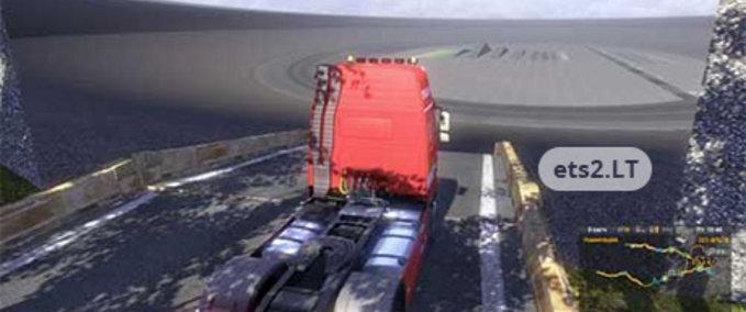 Truck-test-strecke