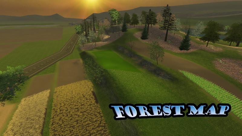 FS 2013: Forest mod pack v 4 0 Mod Packs Mod für Farming