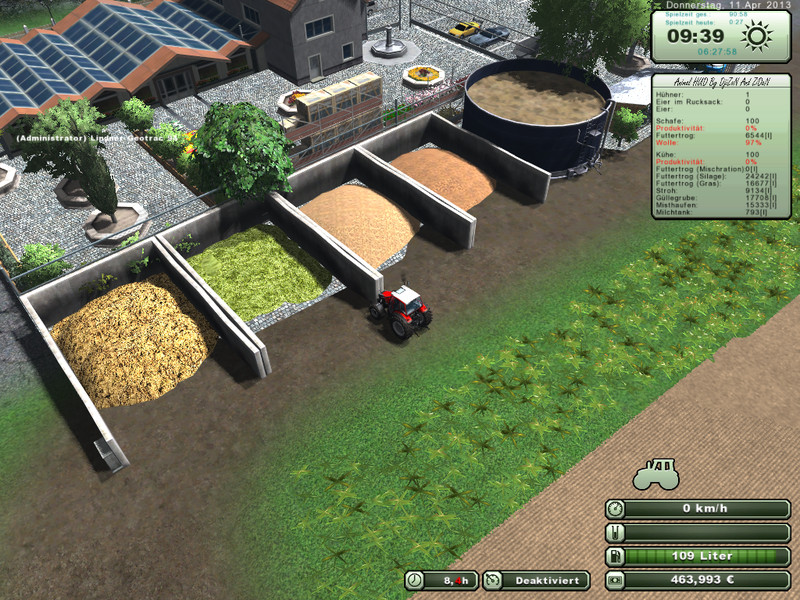 Fs 2013 Guard Center V 1 1 Buildings With Functions Mod