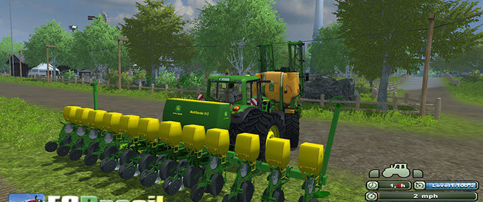 Planter-john-deere-ms612-multifruits