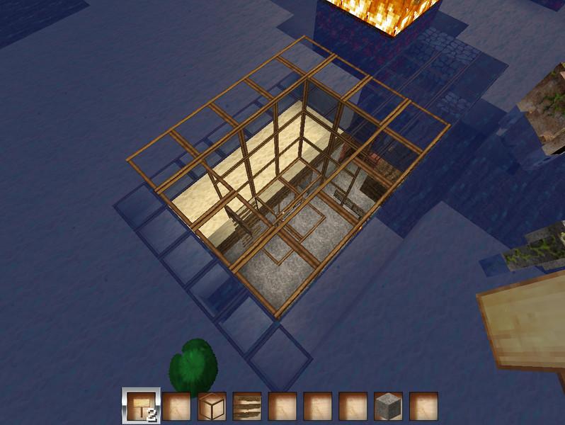 minecraft das unterwasser haus v 1 5 1 maps mod f r minecraft. Black Bedroom Furniture Sets. Home Design Ideas