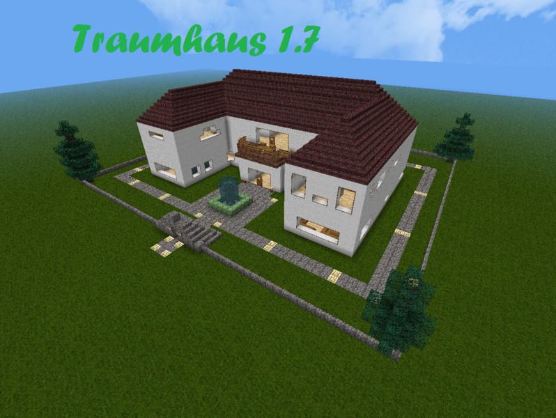 Minecraft Dream House V 1 7 Mods Mod F R Minecraft